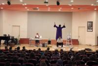 Η τελευταία παράσταση «Φτάσε όπου δεν μπορείς» στην Κοζάνη