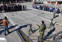 Πραγματοποιήθηκε ο εορτασμός της Ημέρας των Ενόπλων Δυνάμεων στην Κοζάνη – Δείτε βίντεο και φωτογραφίες