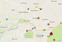 Σεισμικές δονήσεις έως 4,3 ρίχτερ έξω από τη Βέροια, αισθητές και στην Κοζάνη