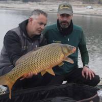 Ο Σύλλογος Ερασιτεχνικής Αλιείας Κοζάνης για τους αγώνες αλιείας που διεξήχθησαν στη λίμνη Πολυφύτου