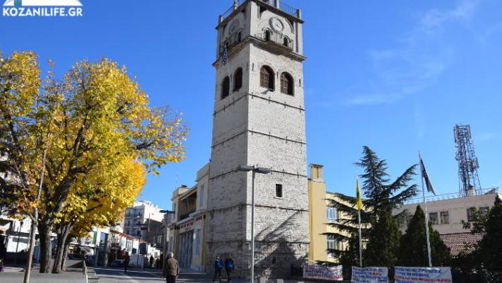 Αντίστροφη μέτρηση για το εορταστικό ωράριο καταστημάτων στην Κοζάνη