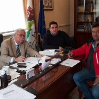 Υπογραφή συμβάσεων συντήρησης υφιστάμενης αγροτικής οδοποιίας στον Δήμο Βοΐου