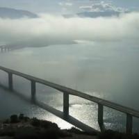 Δείτε το εντυπωσιακό timelapse βίντεο από την υψηλή γέφυρα Σερβίων με την εναλλαγή του καιρού