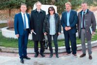 Στο Συμπόσιο Γλυπτικής στο Τρανόβαλτο Κοζάνης η Γεωργία Ζεμπιλιάδου με τον Συνδυασμό «Ελπίδα»