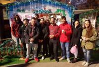 Χριστουγεννιάτικες δράσεις από το Rotaract Κοζάνης «Λασσάνης» στην κεντρική πλατεία