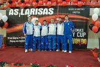 Με 35 αθλητές η Μακεδονική Δύναμη Κοζάνης στο 4ο Baby Cup στη Λάρισα
