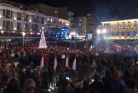 Τόνωση της τοπικής οικονομίας και ανάσα για την αγορά της Κοζάνης η Λευκή Νύχτα – Ευχαριστήριο του Εμπορικού Συλλόγου Κοζάνης