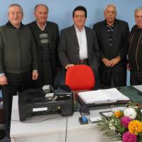 Πραγματοποιήθηκαν οι εκλογές για το νέο Δ.Σ. των συνταξιούχων ΟΤΕ Δυτικής Μακεδονίας