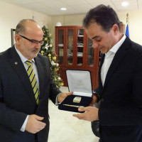 Συνάντηση Θ. Καρυπίδη με τον πρόεδρο του ΙΜΕ ΓΣΕΒΕΕ – Στο επίκεντρο η στήριξη των μικρομεσαίων επιχειρήσεων της Δυτικής Μακεδονίας