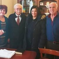 Ορκωμοσία νέων προέδρων και μελών σε τοπικά συμβούλια του Δήμου Βοΐου