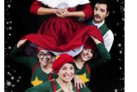 Η ομάδα παιδικού θεάτρου «Σκοινί-Κορδόνι» και οι «Μπέμπηδες των Χριστουγέννων» της Λένας Πετροπούλου στην Πτολεμαΐδα
