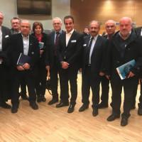 Αντιπροσωπεία της Δυτικής Μακεδονίας με επικεφαλής τον Περιφερειάρχη Θ. Καρυπίδη σε εκδήλωση στο Στρασβούργο