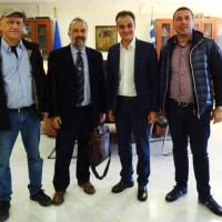 Συνάντηση του Θ. Καρυπίδη με τους εκπροσώπους των τεσσάρων Αστικών ΚΤΕΛ της Περιφέρειας – Δείτε το βίντεο