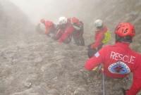 Και τρίτη επιχείρηση διάσωσης μέσα σε λίγες μέρες στον Όλυμπο με τη συμμετοχή της Ελληνικής Ομάδας Διάσωσης Κοζάνης