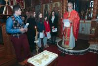 Μνημόσυνο στον Άγιο Διονύσιο Βελβεντού και κατάθεση στεφάνων στο κοινό Μνημείο για τους νεκρούς του Ολοκαυτώματος Δεκεμβρίου 1943 των ορεινών χωριών των Πιερίων ορέων