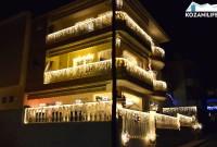 «Άναψε» και φέτος το εντυπωσιακά Χριστουγεννιάτικα στολισμένο σπίτι στην Κοζάνη – Δείτε βίντεο και φωτογραφίες