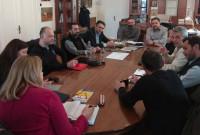 Συναντήσεις του Δημάρχου Κοζάνης με επιχειρήσεις αρωματικών – φαρμακευτικών φυτών και με τον νέο πρόεδρο και μέλη του ΕΒΕ Κοζάνης