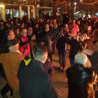 Σούρουβα στη Σιάτιστα: Γλέντι και χορός – Δείτε το βίντεο από την αναβίωση του εθίμου