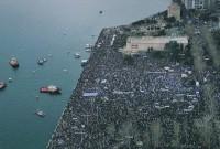 Δείτε φωτογραφίες από τη «λαοθάλασσα» στο συλλαλητήριο της Θεσσαλονίκης – Εντυπωσιακή προσέλευση κόσμου από όλη την Ελλάδα