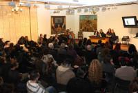 Πραγματοποιήθηκε η παρουσίαση του βιβλίου της Αγνής Σιούλα «Μαύρα Λιβάδια» στην Κοζάνη – Δείτε φωτογραφίες