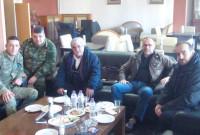 Συνάντηση αντιπροσωπείας του ΚΚΕ με μέλη του Δ.Σ. της ΕΣΠΕΚΟΖ