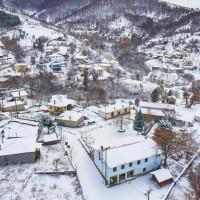 Πανέμορφες εικόνες από το χιονισμένο Βόιο – Δείτε φωτογραφίες από την Εράτυρα και τα Νάματα Βοΐου
