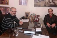 Τη σύμβαση του έργου συντήρησης του 12ου Δημοτικού Σχολείου Πτολεμαΐδας υπέγραψε ο Δήμαρχος Εορδαίας