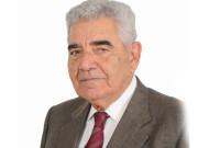 Έφυγε από την ζωή ο πρώην βουλευτής και υπουργός Βασίλης Κεδίκογλου
