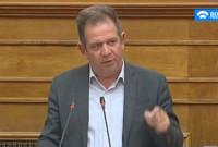 Ομιλία του Μ. Δημητριάδη στη βουλή για τις ενεργειακές κοινότητες και την χορήγηση ενίσχυσης στους καταναλωτές της Δυτικής Μακεδονίας