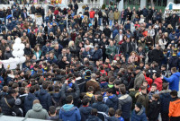 Κοζάνη: Βροντερό παρών του κόσμου στην εκδήλωση συμπαράστασης στον Αλέξανδρο, παρουσία του Θ. Ζαγοράκη και αθλητών – Δείτε βίντεο και φωτογραφίες