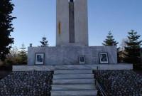 Το ετήσιο μνημόσυνο των εκτελεσθέντων του 1944 στα Νταμάρια Παναγιάς στην Κοζάνη