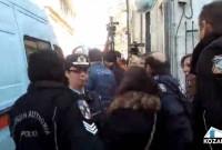 Με έντονες αποδοκιμασίες αποχώρησε από τα Δικαστήρια των Γρεβενών ο Τάσος Τσιουχάρας – Δείτε το βίντεο