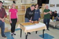 Έκοψαν την πίτα τους τα μέλη του Συλλόγου Γρεβενιωτών Κοζάνης ο «Αιμιλιανός»