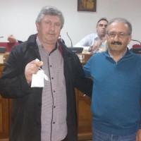 Έκοψαν την καθιερωμένη βασιλόπιτα στον Δήμο Εορδαίας