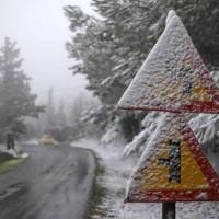 Καιρός: Φτάνει στην Ελλάδα η «Φρειδερίκη» – Ψυχρή εισβολή με καταιγίδες και χιόνια