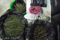 2 συλλήψεις σε περιοχή των Γρεβενών για διακίνηση ναρκωτικών – Πάνω από 9,5 κιλά ακατέργαστης κάνναβης στην κατοχή των συλληφθέντων