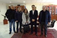Βίντεο: Ο Σύλλογος Καρκινοπαθών Εορδαίας επισκέφθηκε τον Περιφερειάρχη Δυτικής Μακεδονίας