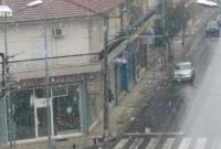 Ξεκίνησε η χιονόπτωση στην πόλη της Κοζάνης – Δείτε φωτογραφίες