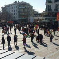 Η κορύφωση της Κοζανίτικης Αποκριάς 2018 – Ιδιαίτερα αυξημένη η κίνηση στους δρόμους και τα μαγαζιά – Δείτε φωτογραφίες
