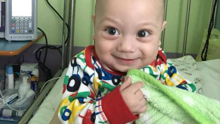 Έκκληση για βοήθεια από τους γονείς του μικρού Παναγιώτη από την Κοζάνη