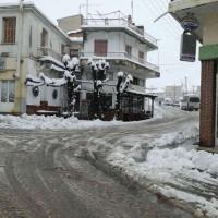 Συνεχίζεται η χιονόπτωση και σήμερα Δευτέρα στο Βόιο – Δείτε φωτογραφίες από το Τσοτύλι