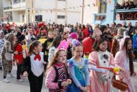 Δείτε φωτογραφίες από την Αποκριάτικη Παρέλαση 2018 στα Σέρβια Κοζάνης