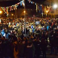 Βούλιαξε από κόσμο και φέτος η Σκ΄ρκα στο γλέντι του Φανού – Δείτε βίντεο και φωτογραφίες
