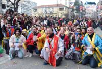 Με πολύ κέφι και σάτιρα η μεγάλη παρέλαση της Κοζανίτικης Αποκριάς 2018 – Δείτε το φωτογραφικό αφιέρωμα