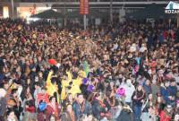 Χτύπησε κόκκινο η διασκέδαση στο Πάρτι Νεολαίας 2018 – Δείτε βίντεο και φωτογραφίες με τις καλύτερες στιγμές