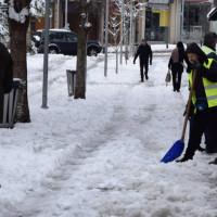 Πανέμορφες εικόνες από τη χιονισμένη Κοζάνη το πρωί της Δευτέρας 26 Φεβρουαρίου – Δείτε τις φωτογραφίες