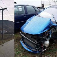 Δύο σοβαρά τροχαία ατυχήματα μέσα σε ένα βράδυ στη Σιάτιστα! Δείτε φωτογραφίες