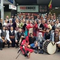Οι Μωμόγεροι της Κοζάνης ξεσήκωσαν και τη Μελβούρνη! Δείτε το βίντεο