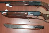 Σύλληψη 68χρονου σε περιοχή των Γρεβενών για παράνομη οπλοκατοχή