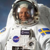 «Ένας Αστροναύτης προσεδαφίζεται στη Θεσσαλονίκη για να εμπνεύσει την επόμενη γενιά Ελλήνων επιστημόνων»